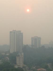 Smog in KL